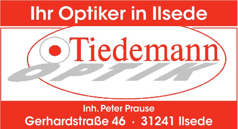 Tiedemann Optik