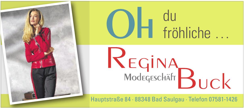 Regina Buck Modegeschäft