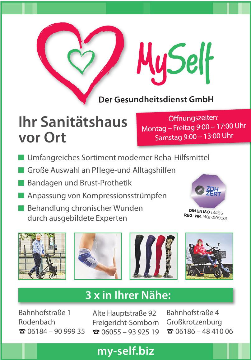 Myself Der Gesundheitsdienst GmbH