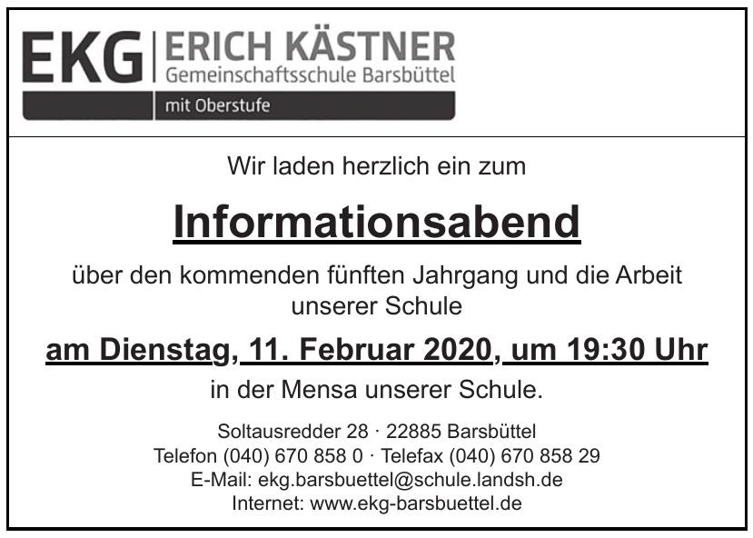 EKG Erich Kästner Gemeinschaftsschule Barsbüttel