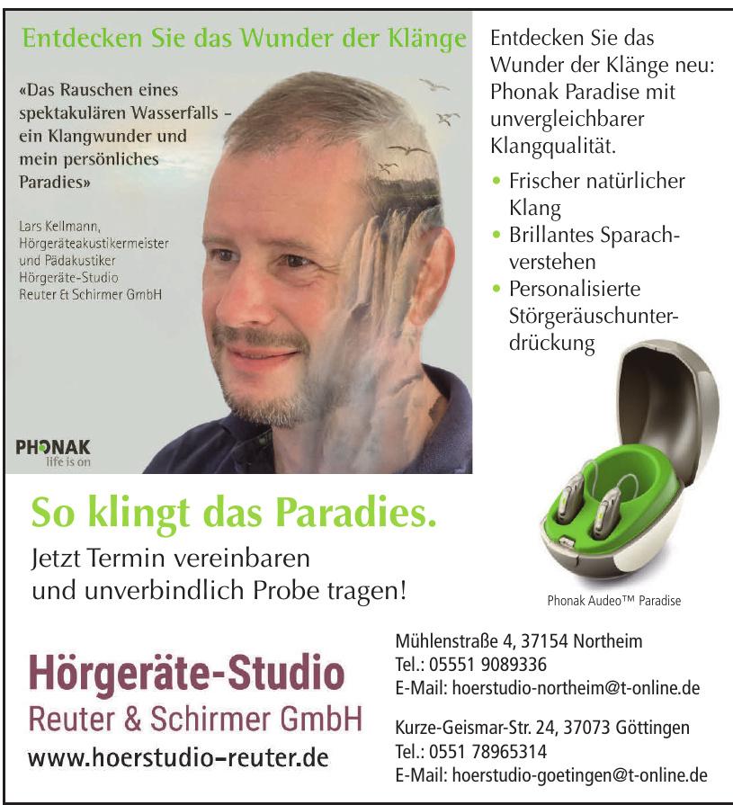 Hörgeräte-Studio Reuter & Schirmer GmbH