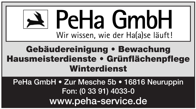 PeHa GmbH