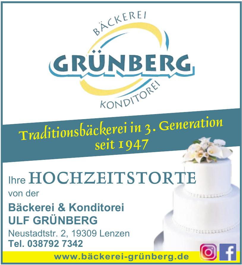 Grünberg Bäckerei