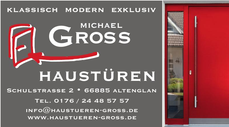 Michael Gross Haustüren