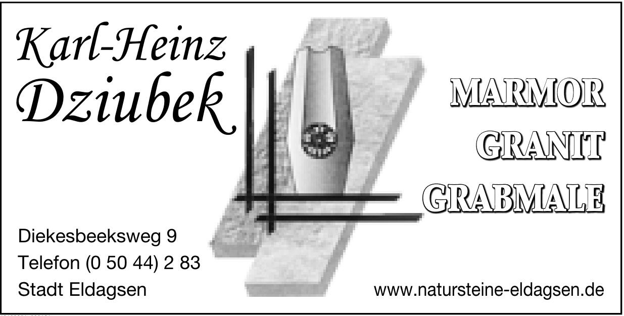 Naturstein Karl-Heinz Dziubek