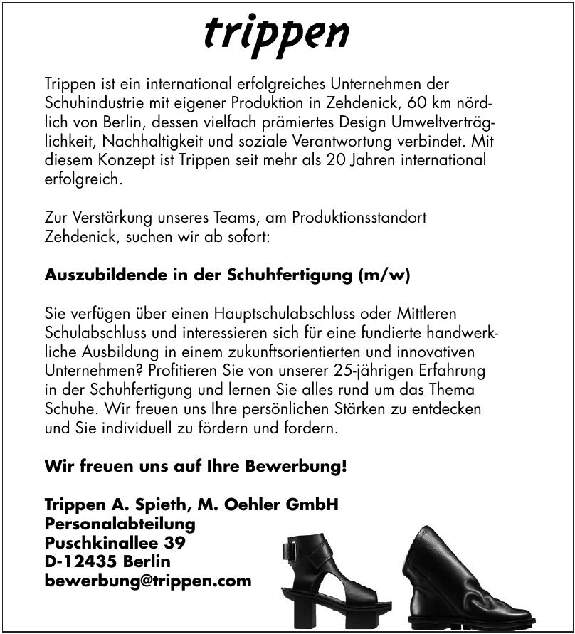 Trippen A. Spieth, M. Oehler GmbH
