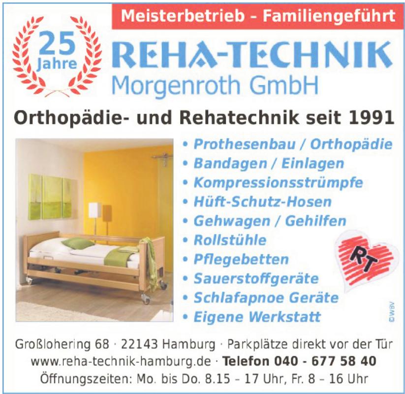 Reha-Technik Morgenroth GmbH
