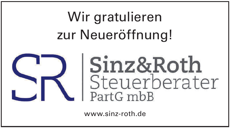 Sinz & Roth Steuerberater PartG mbB