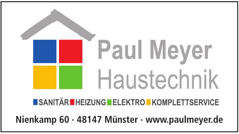 Paul Meyer Haustechnik