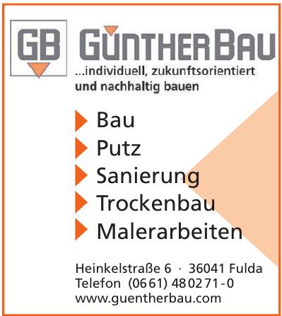 GüntherBau