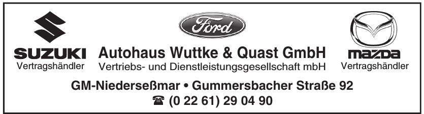 Autohaus Wuttke & Quast GmbH