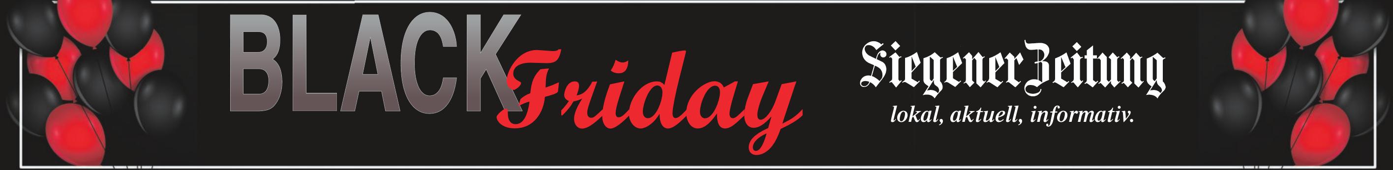 Black Friday ist längst in Siegen angekommen Image 1