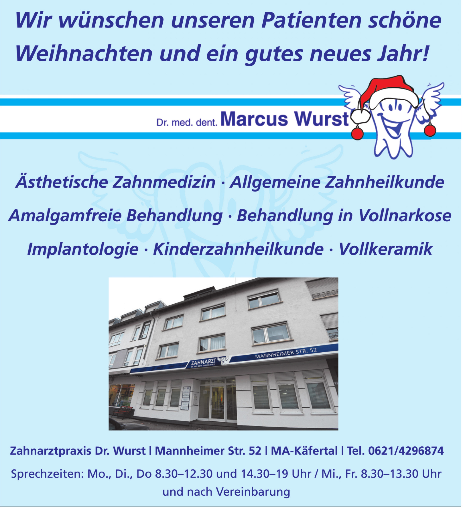 Zahnarztpraxis Dr. Wurst