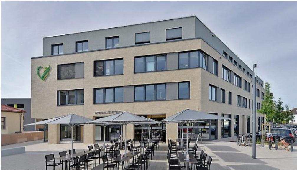 Das Gesundheitszentrum Mössingen