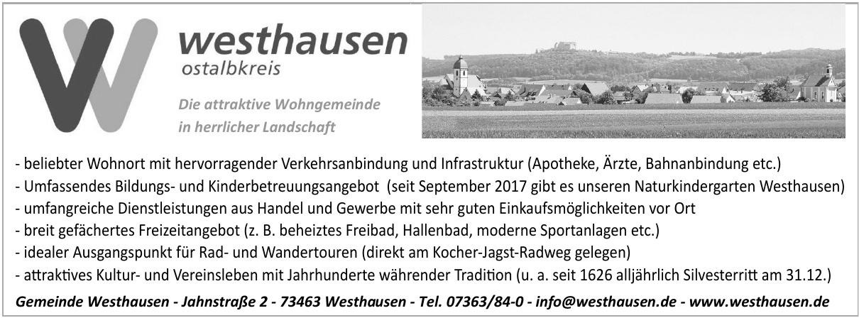Gemeinde Westhausen