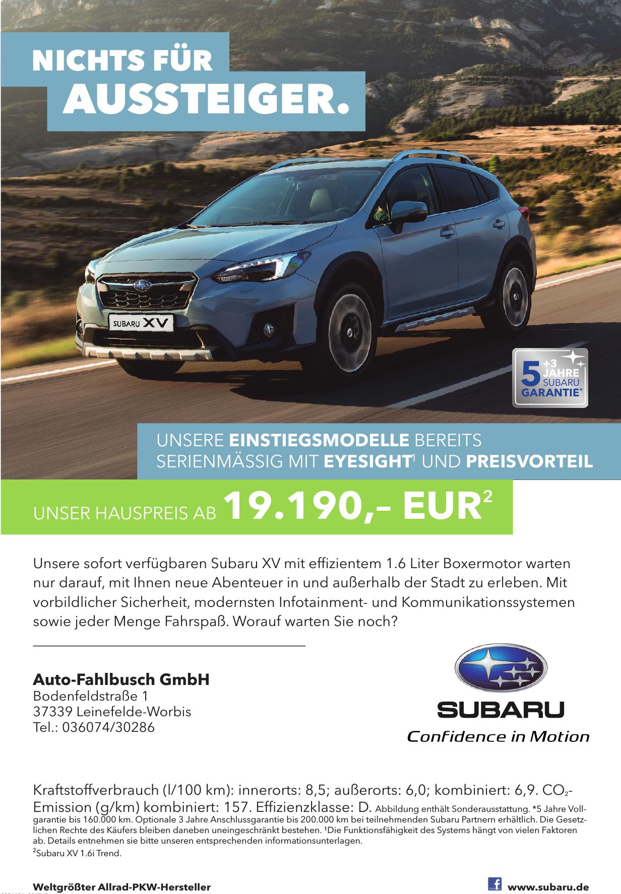 Autohaus Fahlbusch GmbH