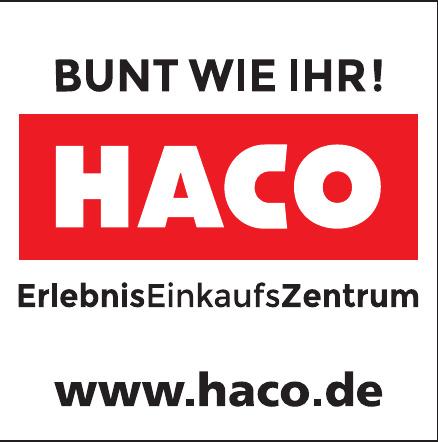 HACO ErlebnisEinkaufsZentrum
