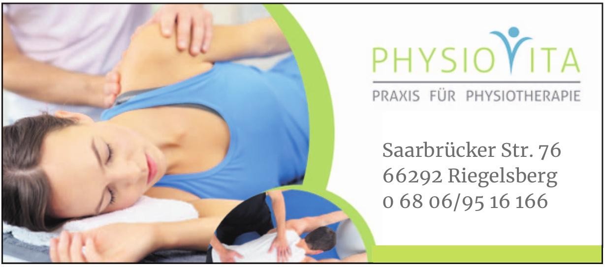 Physiovita Praxis für Physiotherapie