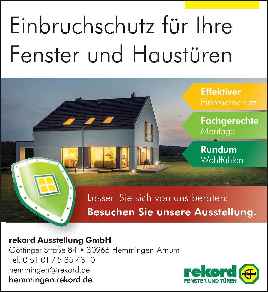rekord Ausstellung GmbH