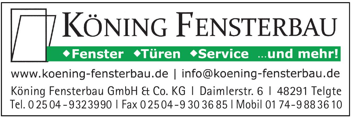 Köning Fensterbau GmbH & Co. KG
