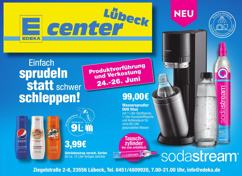 Edeka center Lübeck