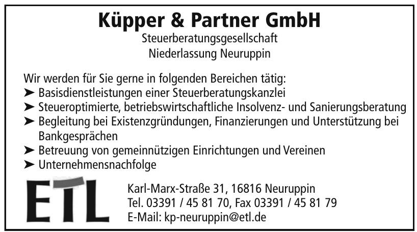 ETL Küpper & Partner GmbH