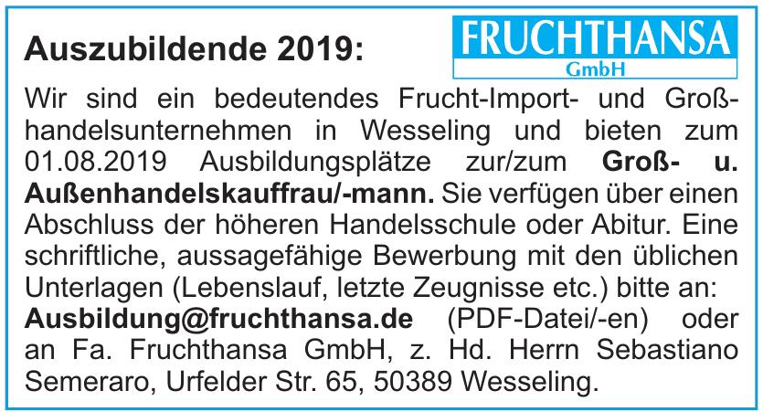 Fa. Fruchthansa GmbH