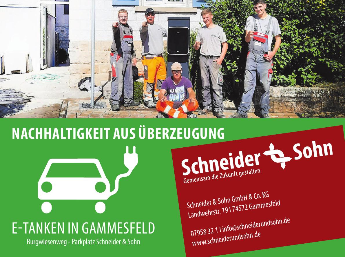 Schneider & Sohn GmbH & Co. KG