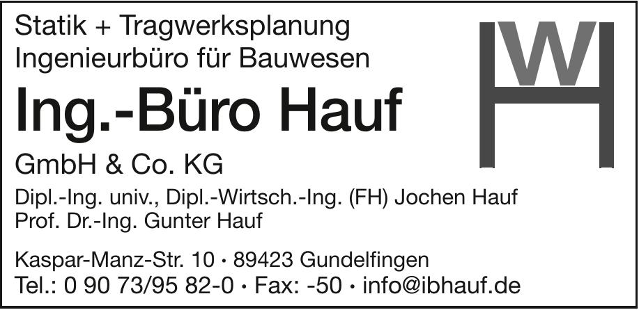 Ing.-Büro Hauf GmbH