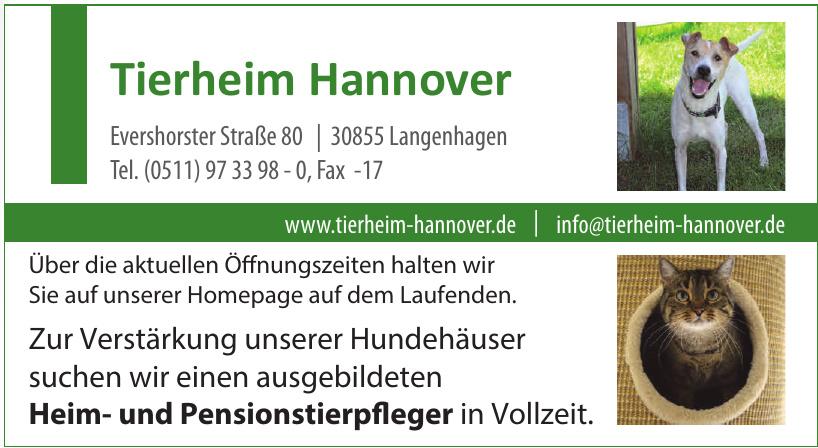 Tierheim Hannover
