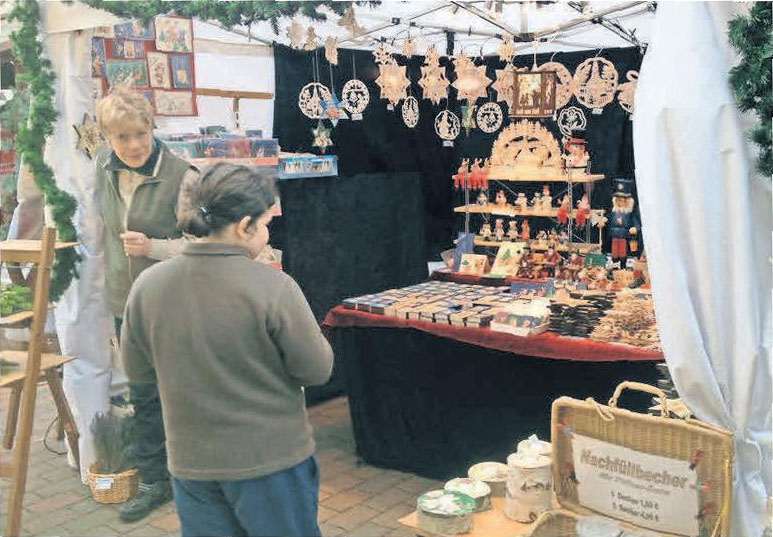 Weihnachtliches steht beim 11. Hämelerwalder Adventsmarkt im Mittelpunkt.