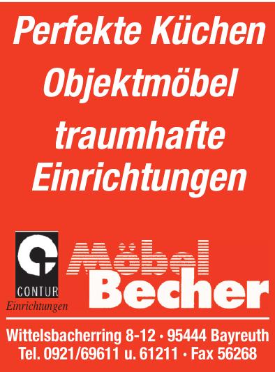 Möbel Becher