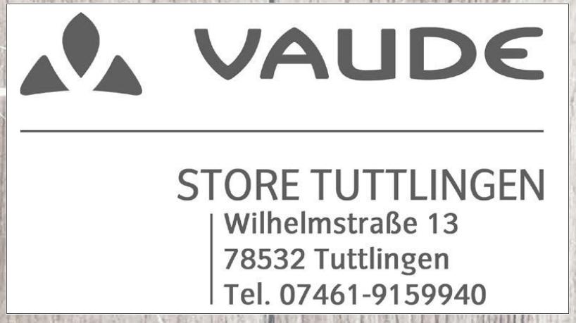 Vaude Store Tuttlingen