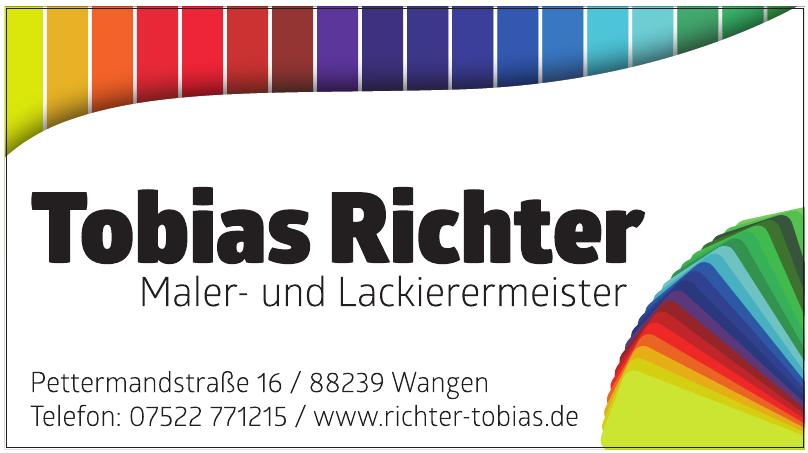 Tobias Richter Maler-und Lackierermeister