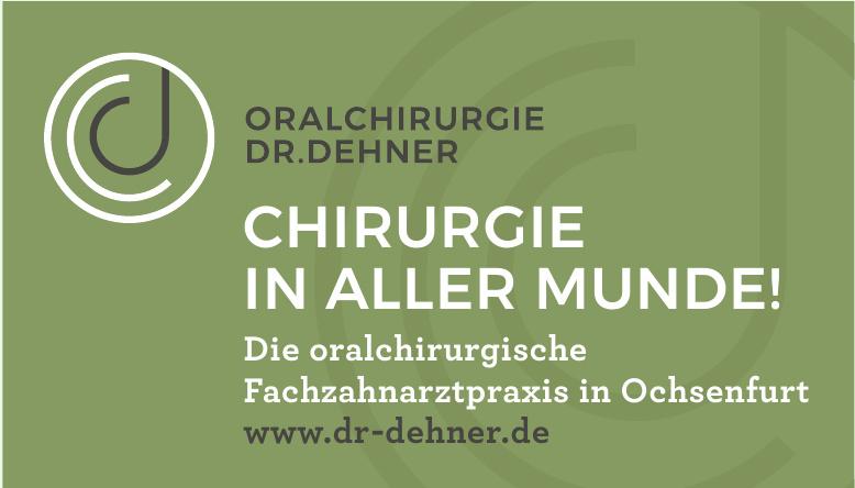 Oralchirurgie Dr. Dehner