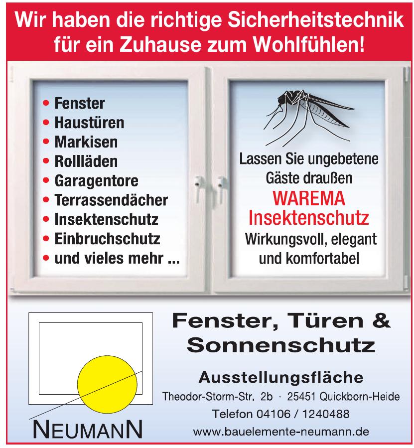 Bauelemente Neumann