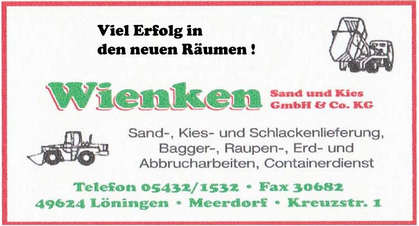Wienken Sand und Kies GmbH & Co. KG