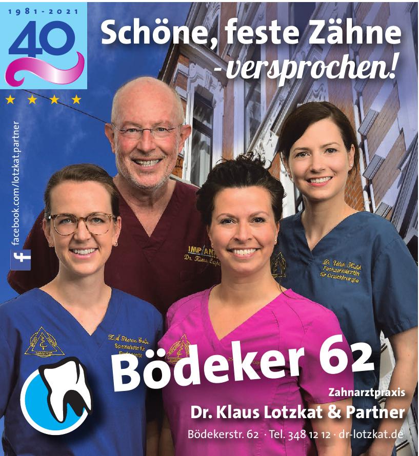 Zahnarztpraxis Dr. Klaus Lotzkat & Partner
