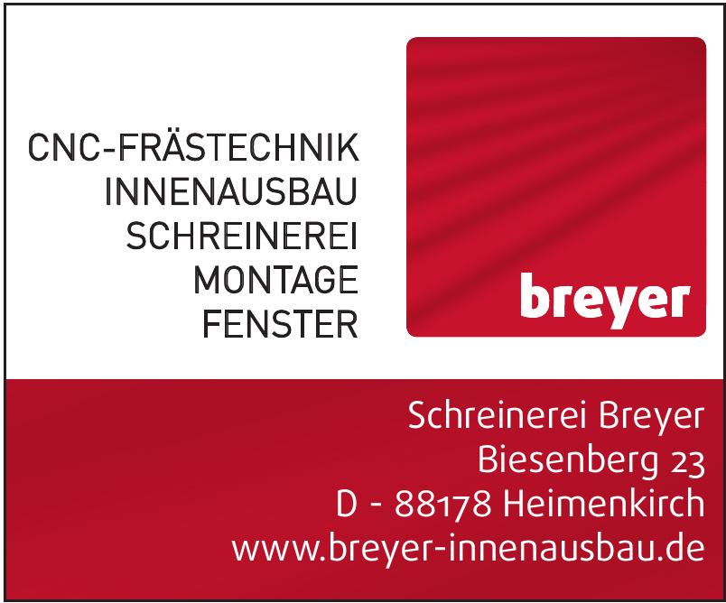 Schreinerei Breyer