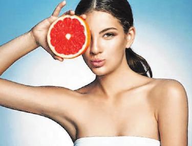 Die Grapefruit – eine kerngesunde Powerfrucht. Foto: djd/www.sanitas.de/RomarioIen–stock.adobe.com