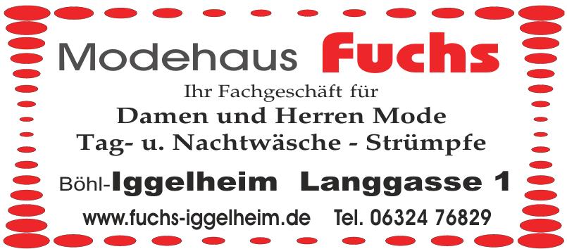 Modehaus Fuchs