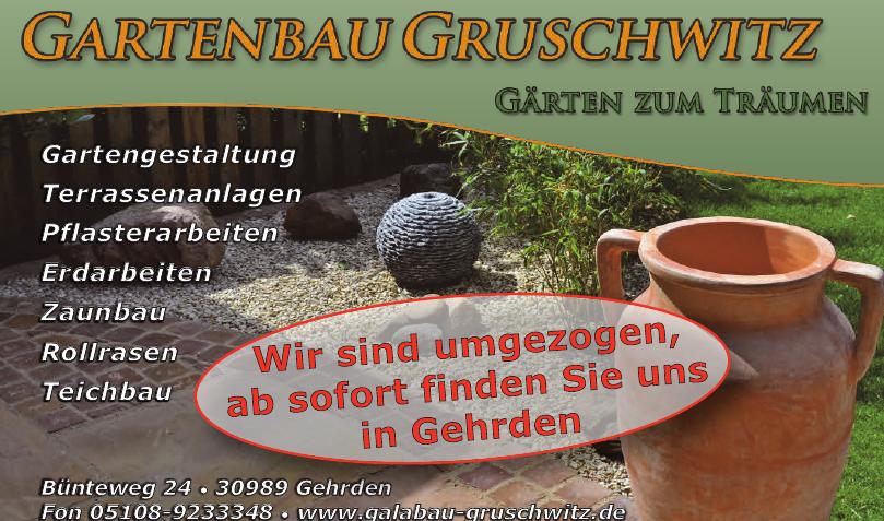 Gartenbau Gruschwitz