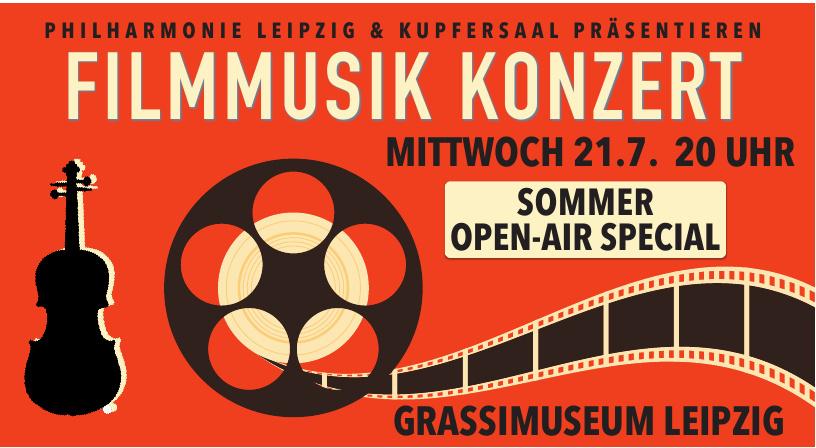Filmmusik Konzert