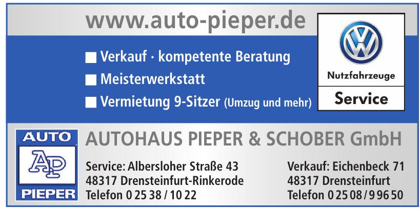 Autohaus Pieper & Schober GmbH