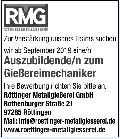 Röttinger Metallgießerei GmbH