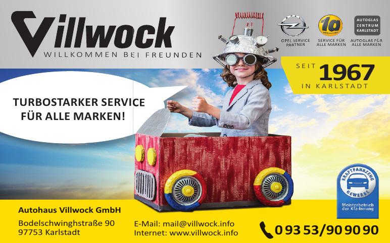 Autohaus Vilůwock GmbH