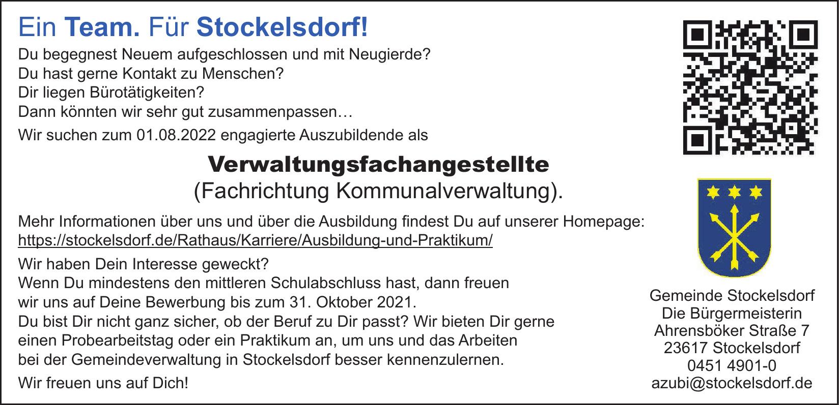 Gemeinde Stockelsdorf