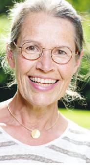 Heilpraktikerin Monika Holst aus Seester bei Elmshorn sieht bei jeder Erkrankung den ganzen Menschen