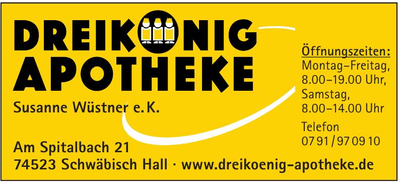 Dreikönig Apotheke Susanne Wüstner e.K.
