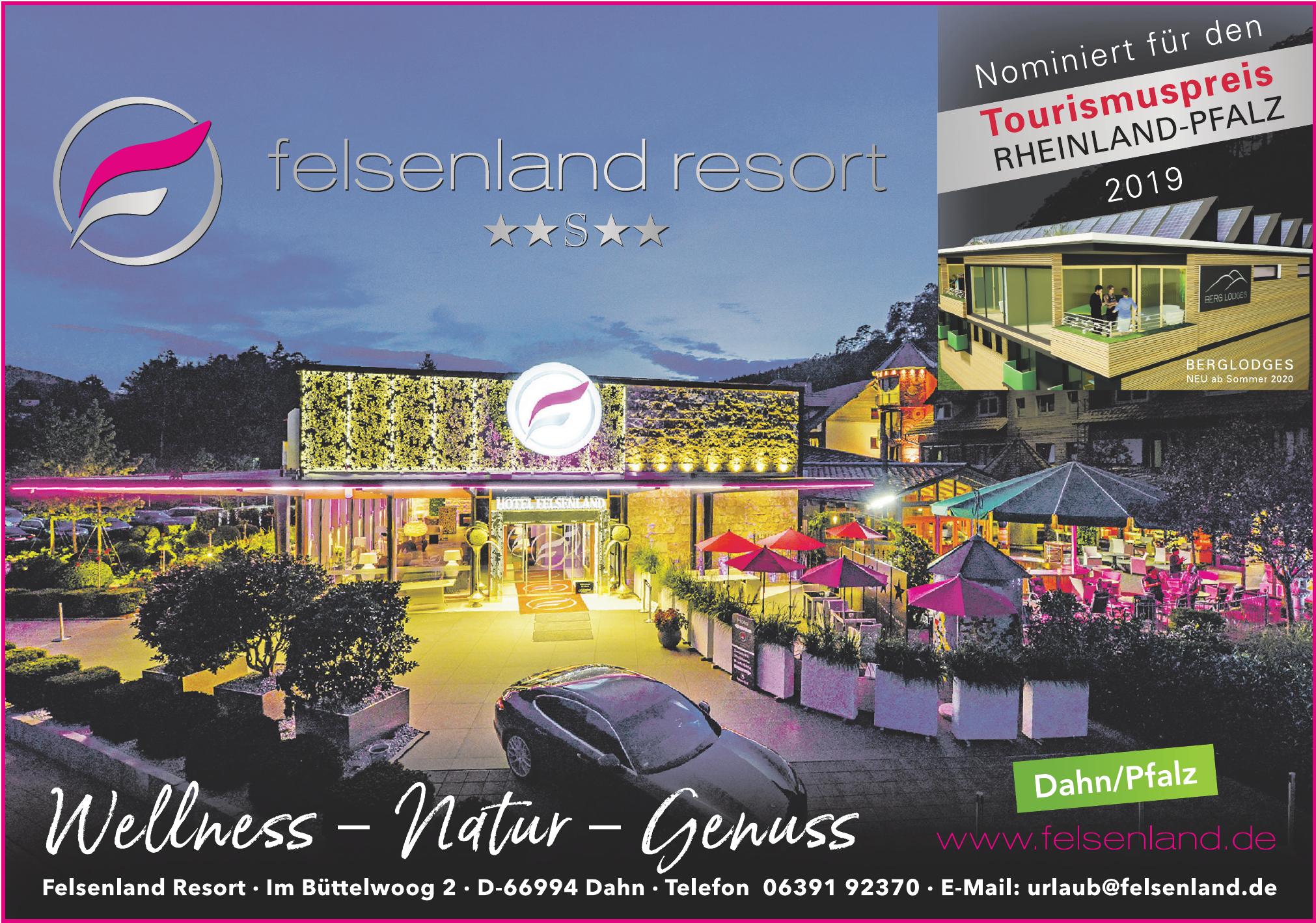 Felsenland Resort